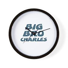 Big Bro Charles Wall Clock