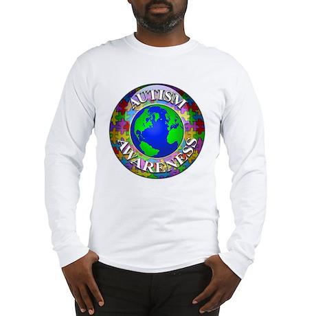 Autism Worldwide Long Sleeve T-Shirt