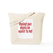 Ebonics Tote Bag