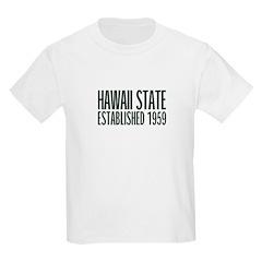 Hawaii State T-Shirt