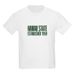Hawaii State T-Shirt