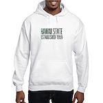 Hawaii State Hooded Sweatshirt