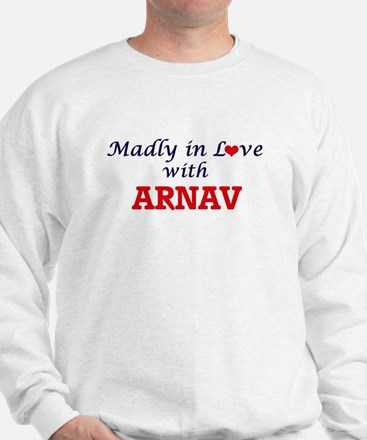 Madly in love with Arnav Jumper