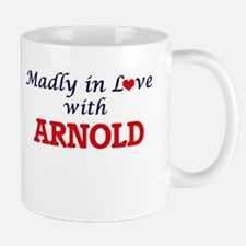 Madly in love with Arnold Mugs