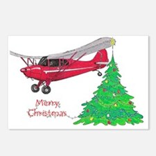 Cute Airplane Postcards (Package of 8)