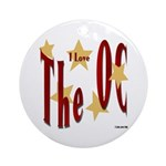 Love The OC? Keepsake (Round)