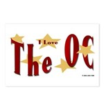 Love The OC? Postcards (Package of 8)