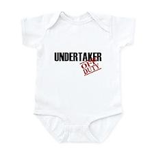Off Duty Undertaker Infant Bodysuit
