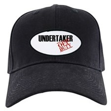 Off Duty Undertaker Baseball Hat