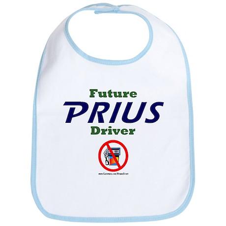 NEW GIFT Future PRIUS DRIVER Infant Bib PRIUS GIFT