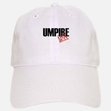 Off Duty Umpire Baseball Baseball Cap