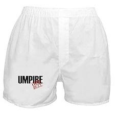 Off Duty Umpire Boxer Shorts