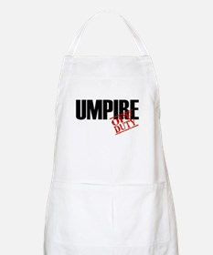 Off Duty Umpire BBQ Apron