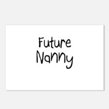 Future Nanny Postcards (Package of 8)
