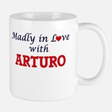 Madly in love with Arturo Mugs