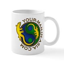 Yin Yang Geckos Mug