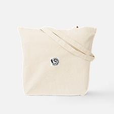 Yin Yang Geckos Tote Bag