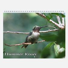 Hummer Kisses Wall Calendar