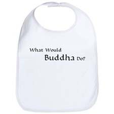 What Would Buddha Do? Bib