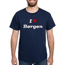 I HEART BERGEN T-Shirt
