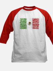 Textual Mexico Tee