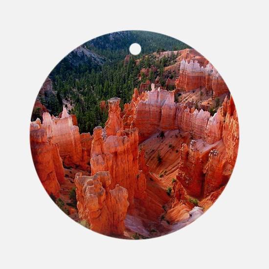Bryce Canyon National Park Round Ornament