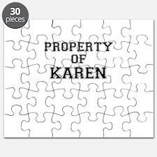 Property of KAREN Puzzle