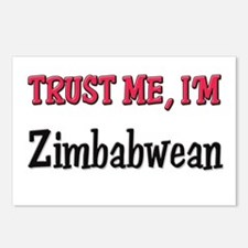 Trust Me I'm a Zimbabwean Postcards (Package of 8)