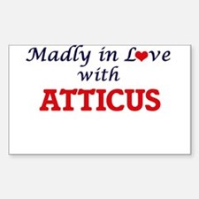 Madly in love with Atticus Decal