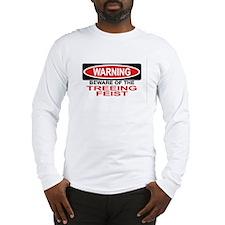 TREEING FEIST Long Sleeve T-Shirt