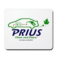 USEFUL GIFT PRIUS OWNER or PRIUS ENVY Mousepad