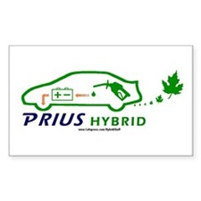 Stick'em PRIUS OWNER or PRIUS ENVY Gift Stickers