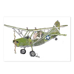 Stinson L5 Postcards (Package of 8)