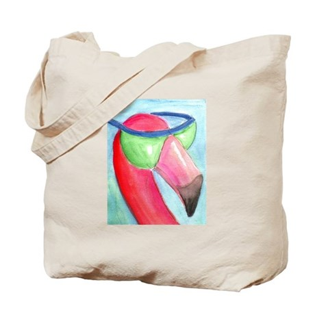 Flamingo Cool! Tote Bag