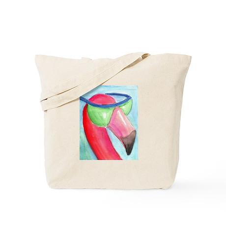 Flamingo Cool! Tote Bag