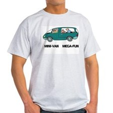 Mini-van Mega-fun T-Shirt