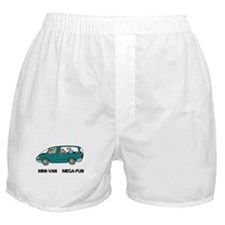 Mini-van Mega-fun Boxer Shorts