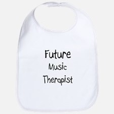 Future Music Therapist Bib