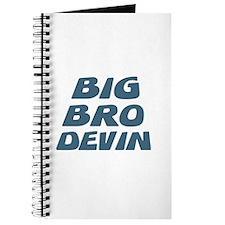 Big Bro Devin Journal