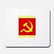 People's Republic of New York Mousepad
