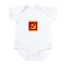 People's Republic of New York Infant Bodysuit
