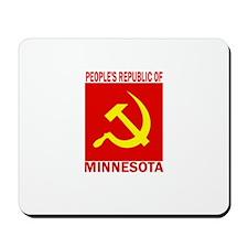 People's Republic of Minnesot Mousepad