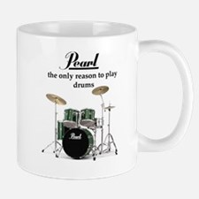 Pearl Drummer Mug