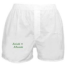 Irish Hunk Boxer Shorts