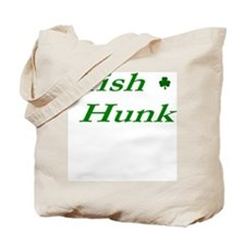 Irish Hunk Tote Bag