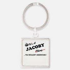 JACOBY thing, you wouldn't understand Keychains