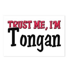 Trust Me I'm a Tongan Postcards (Package of 8)