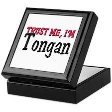 Trust Me I'm a Tongan Keepsake Box