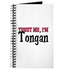 Trust Me I'm a Tongan Journal