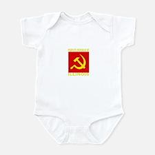 People's Republic of Illinois Infant Bodysuit